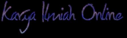 Karya Ilmiah Online
