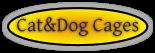 Cat&Dog Cages