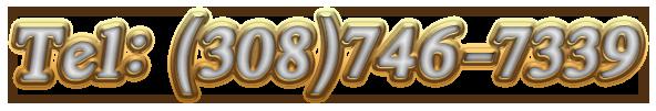 Tel: (308)746-7339