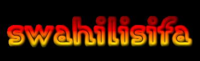 swahilisifa