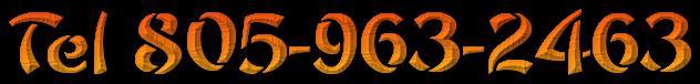 Tel 805-963-2463