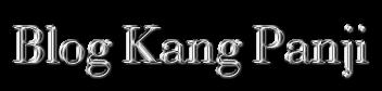 Blog Kang Panji