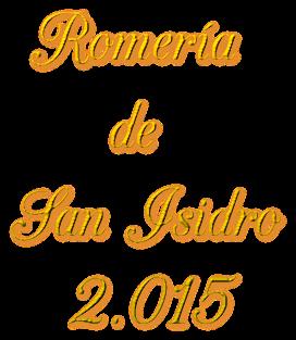 Romería de San Isidro 2.015