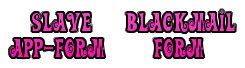 SLAVE BLACKMAIL APP-FORM FORM