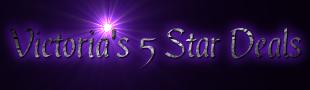 Victorias 5 Star Deals